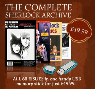 The Complete SHERLOCK Archive