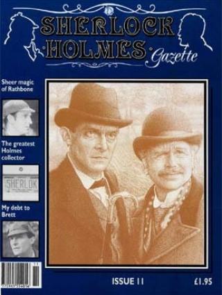Sherlock Holmes Gazette issue 11