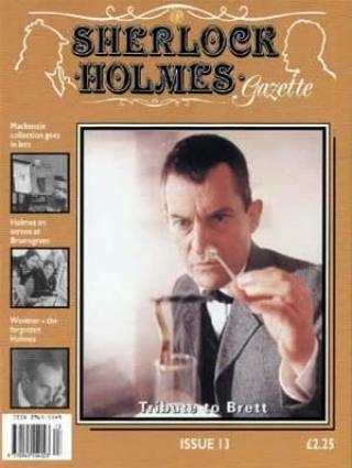 Sherlock Holmes Gazette issue 13