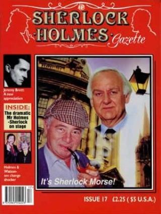 Sherlock Holmes Gazette issue 17