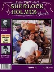 Sherlock Holmes Gazette issue 18