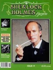 Sherlock Holmes Gazette issue 19