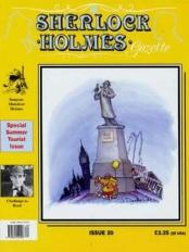 Sherlock Holmes Gazette issue 20