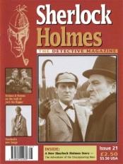 Sherlock Holmes - The Detective Magazine 21
