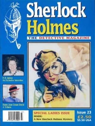 Sherlock Holmes - The Detective Magazine 23