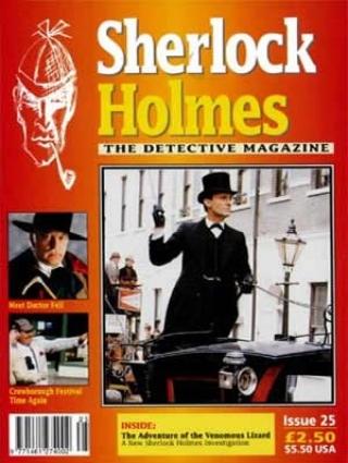 Sherlock Holmes - The Detective Magazine 25