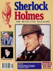 Sherlock Holmes - The Detective Magazine 26
