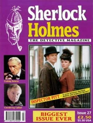Sherlock Holmes - The Detective Magazine 27
