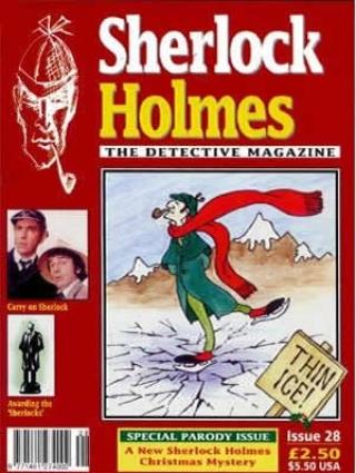 Sherlock Holmes - The Detective Magazine 28