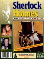 Sherlock Holmes - The Detective Magazine 29