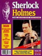 Sherlock Holmes - The Detective Magazine 30