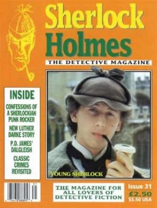 Sherlock Holmes - The Detective Magazine 31