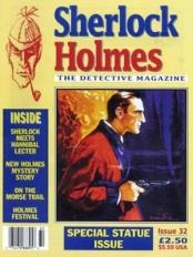 Sherlock Holmes - The Detective Magazine 32