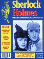 Sherlock Holmes - The Detective Magazine 33