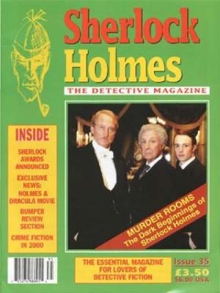 Sherlock Holmes - The Detective Magazine 35
