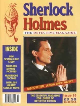 Sherlock Holmes - The Detective Magazine 36