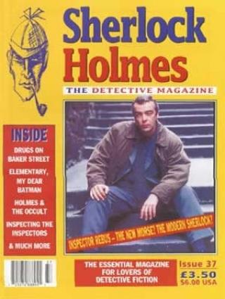 Sherlock Holmes - The Detective Magazine 37