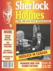 Sherlock Holmes - The Detective Magazine 38