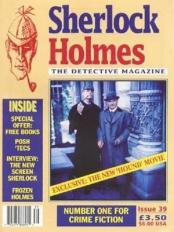 Sherlock Holmes - The Detective Magazine 39