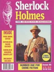 Sherlock Holmes - The Detective Magazine 40