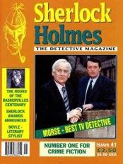 Sherlock Holmes - The Detective Magazine 41