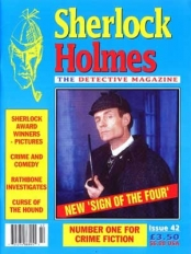 Sherlock Holmes - The Detective Magazine 42