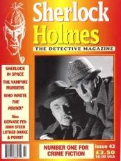 Sherlock Holmes - The Detective Magazine 43