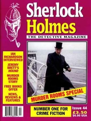Sherlock Holmes - The Detective Magazine 44