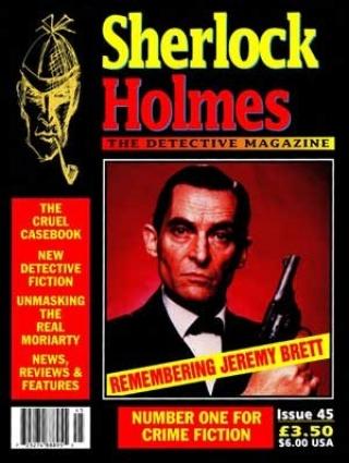 Sherlock Holmes - The Detective Magazine 45