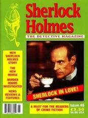 Sherlock Holmes - The Detective Magazine 46