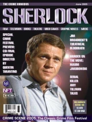 SHERLOCK - The Crime Omnibus 66