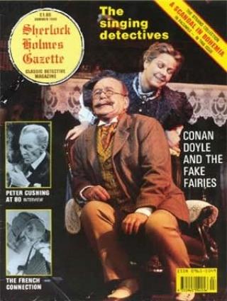 Sherlock Holmes Gazette issue 7