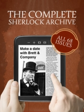 The Complete SHERLOCK Archive on USB memory stick