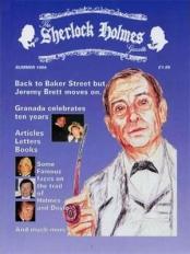 Sherlock Holmes Gazette issue 9